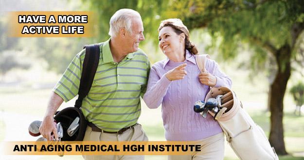 Anti Aging Medical HGH Institute